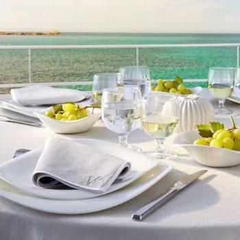 Art de la table Victoria Yachting